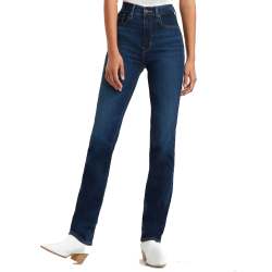 Levi's 724 High Rise Straight Jeans donna 18883-0104