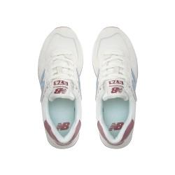 Only Martina Life Pullover maglia a righe beige e blue 15196195