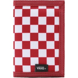 VANS PORTAFOGLIO SLIPPED RED VN000C32976