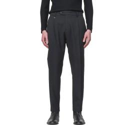 Antony Morato Carrot Fit Quentin pantalone nero MMTR00584-FA600206-9000
