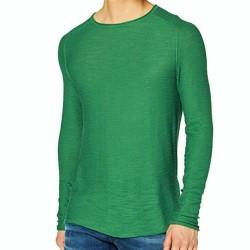 Antony Morato Essential 2.0 Maglia verde MMSW01053-YA500052-4053