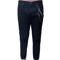 Giannilupo Super Skinny Bruce Jeans Nero GL770Y