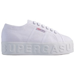 Superga 2790 3D Lettering White S71183W 901