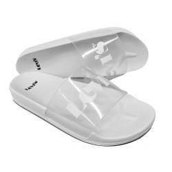 Levi's® June Mono S ciabatta bianca 37545-0053