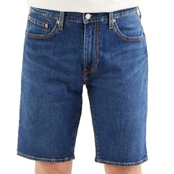Levi's 405 Standard Shorts Blue Denim 39864-0016