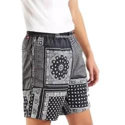 Levi's® Etnic Shorts Black and Grey 54743-0005
