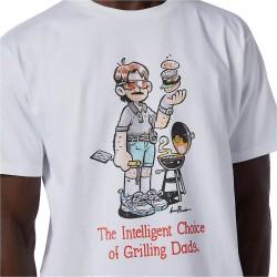 New Balance T-shirt Grill Dad MT11522