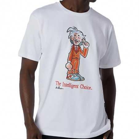 New Balance T-shirt Einstein MT11521