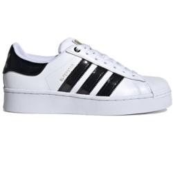 Adidas Superstar Bold W bianco e nero FV3336