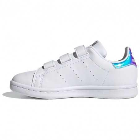 Adidas Teens Stan Smith CF C White FX7539
