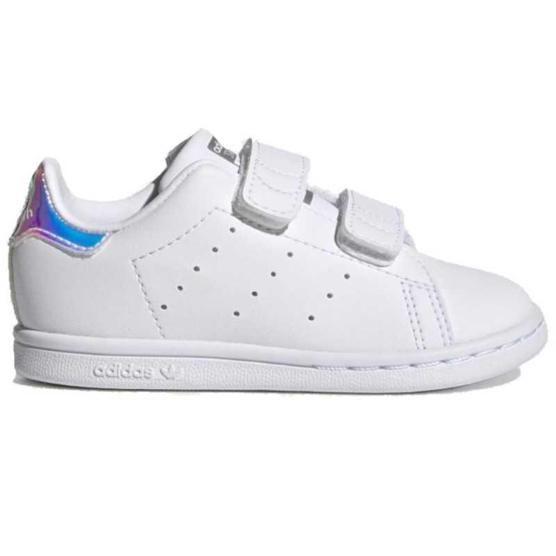 Adidas Stan Smith Infant CF I White FX7537