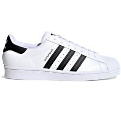 Adidas Superstar bianco e nero EG4958