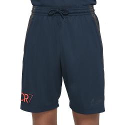 Nike Dri-Fit CR7 Big Kids' Shorts da calcio blue DA5597-454