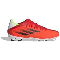 Adidas X Speedflow .3 FG J Red FY3304