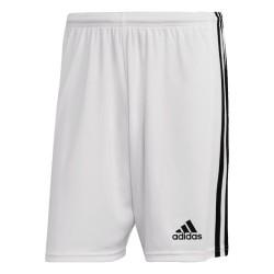 Adidas Short Squadra 21 bianco e nero GN5773