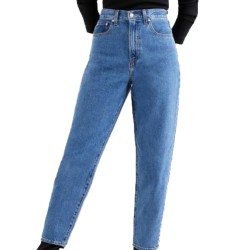 LEVI'S HIGH LOOSE TAPER BLUE JEANS 17847-0004