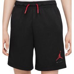 Jordan Teens Short Pants in mesh nero 95A680-023