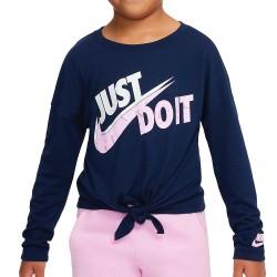 Nike Junior Girl Just Do It Sweatshirt 36I038-U90
