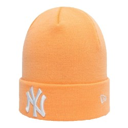 New Era Cuff Beanie New York Yankees Orange 60141882