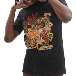 Vans T-Shirt Off The Wall Gallery Dwiky Ka VN0A5FFYBLK