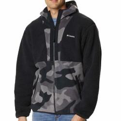 Columbia Backbowl Sherpa Full Zip Hoodie 1952403011-011