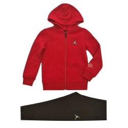 Jordan Kids Set Felpa full zip con cappuccio e pantalone 85A744-023
