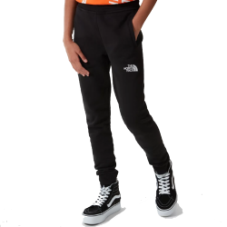 The North Face Junior Fleece Pant nero NF0A2WAIKY41