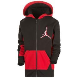 Jordan Teens Full Zip Hoodie felpa da ragazzo 95A192-023