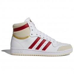 Adidas Top Ten White and Red S24133