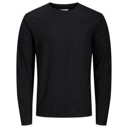 Terry Sweat O-neck pullover...